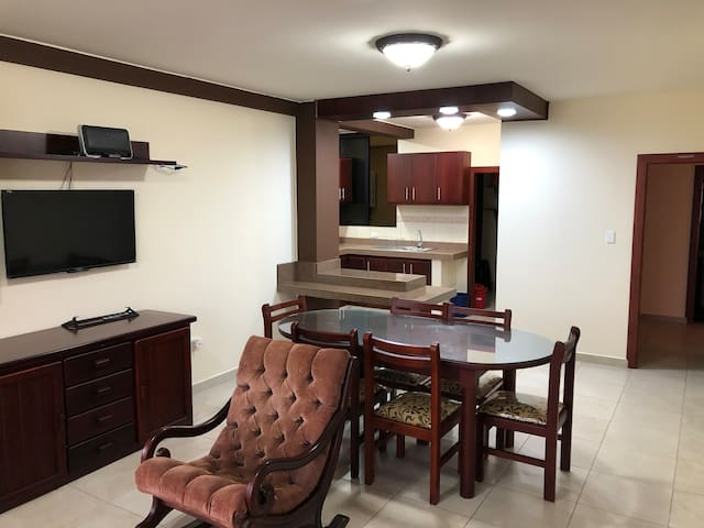 Hermoso y cómodo departamento en Puyo