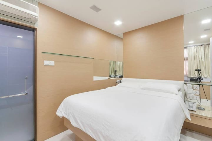 Newly Upgraded Apartment t close to Haji Lane