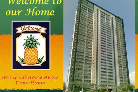 Bob & Cel's Home Away From Home @ BGC