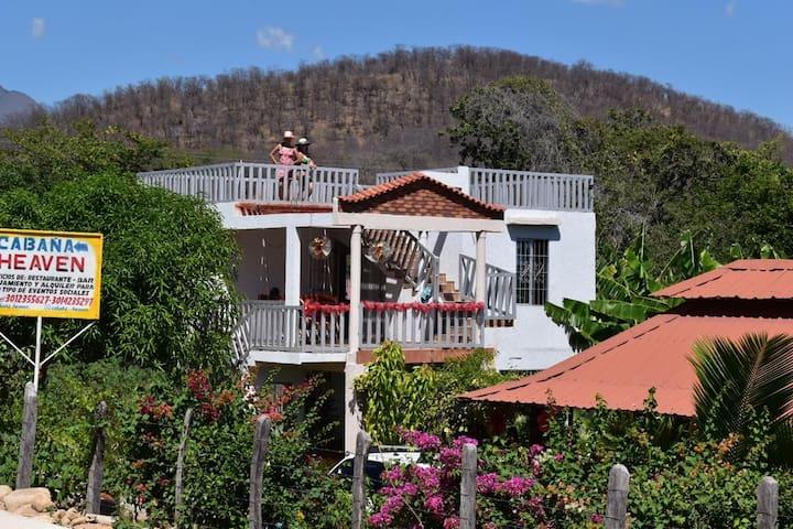 San Juan Del Cesar的民宿