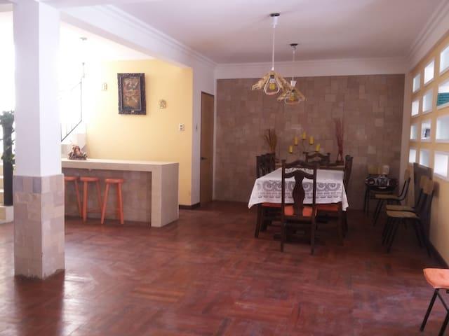Villa Imperial de Potosí的民宿