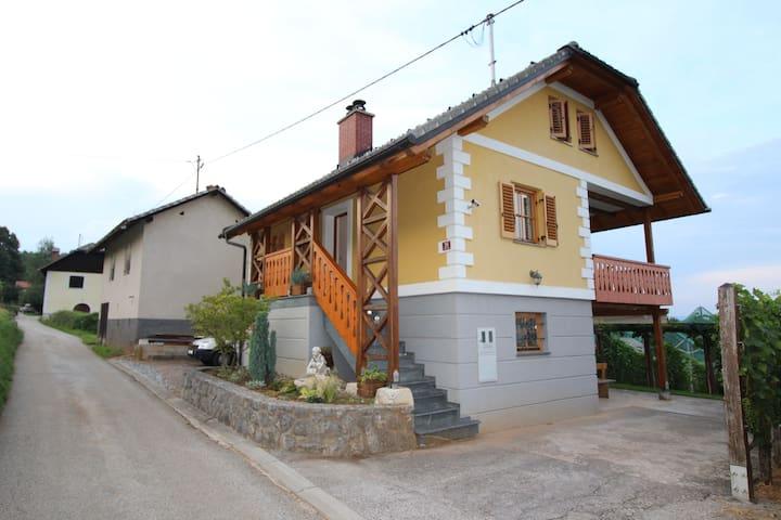 Črnomelj的民宿