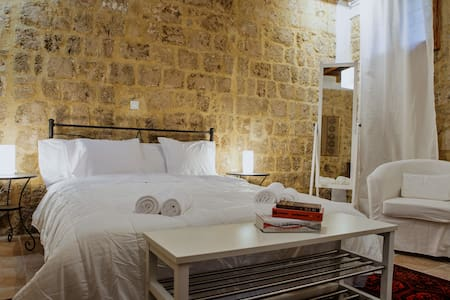 Townhouse in Old Medieval Town of Rhodes