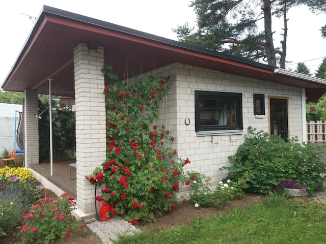 Small Private Holiday Home, 3 km from Tallinn