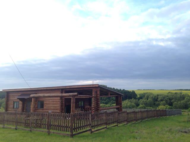 Летний дом в русской глубинке