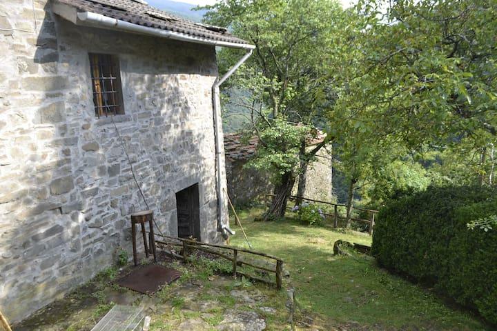 Casa Chierici di Biagioni的民宿