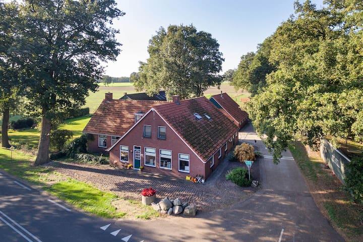 Langeveen的民宿