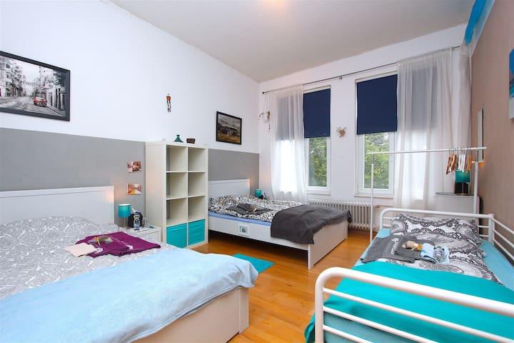 WT Triple room