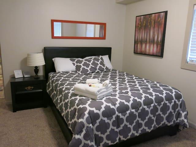 I-80 Access|Restful & Roomy (U3)