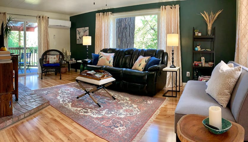 Avenue of the Giants Cottage +NO cleaning fee+