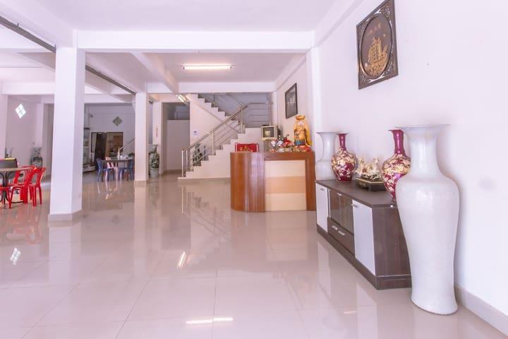 Betong District的民宿