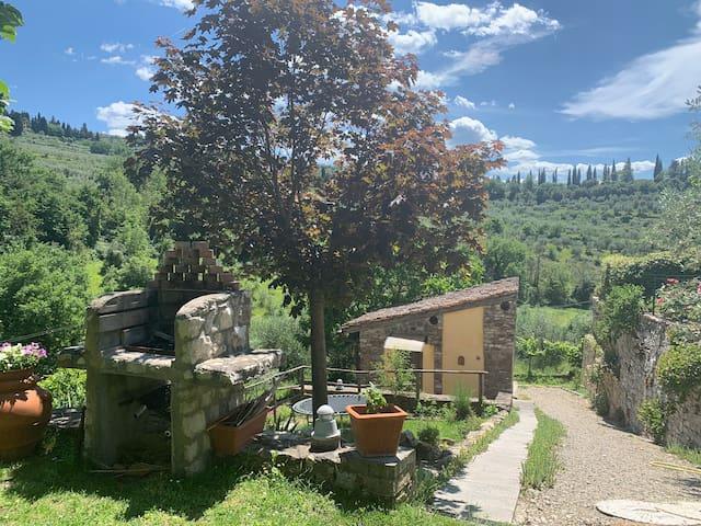 巴尼奥阿里波利 (Bagno a Ripoli)的民宿