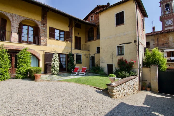 San Michele Mondovì的民宿
