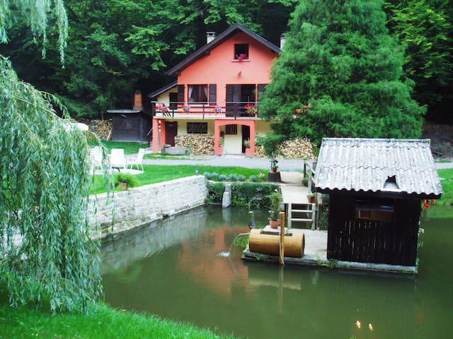 Zittersheim的民宿