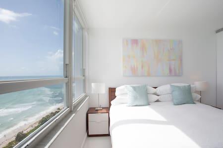 Oceanfront 14th Floor Brand New Beachfront Flat