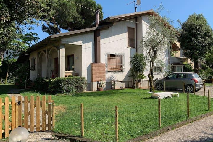 Montignoso的民宿