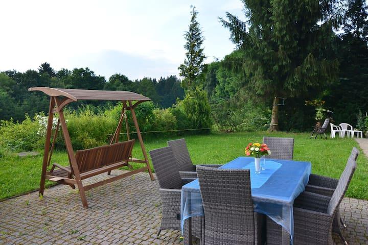 Waldkirchen的民宿