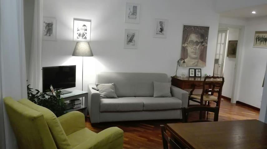 Luxury, quiet,  double room in Florence.