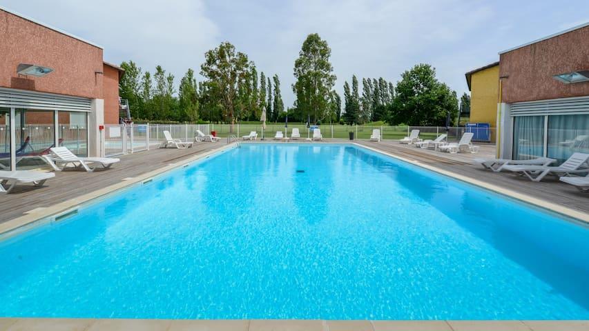 Rivières的民宿