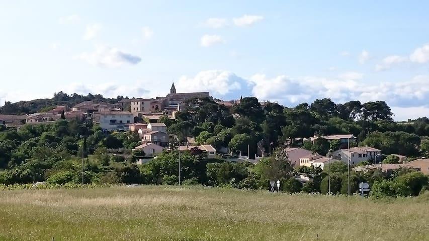 Murviel-lès-Montpellier的民宿