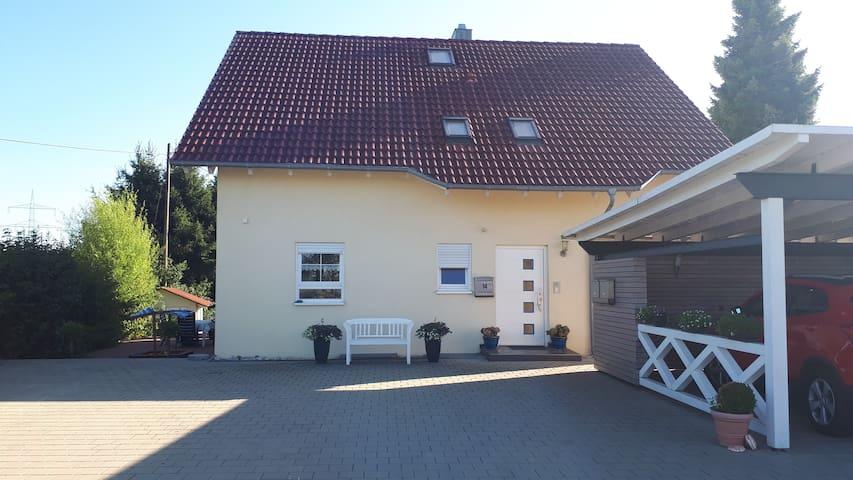 Maselheim的民宿