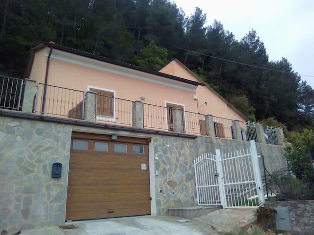 Ortovero的民宿