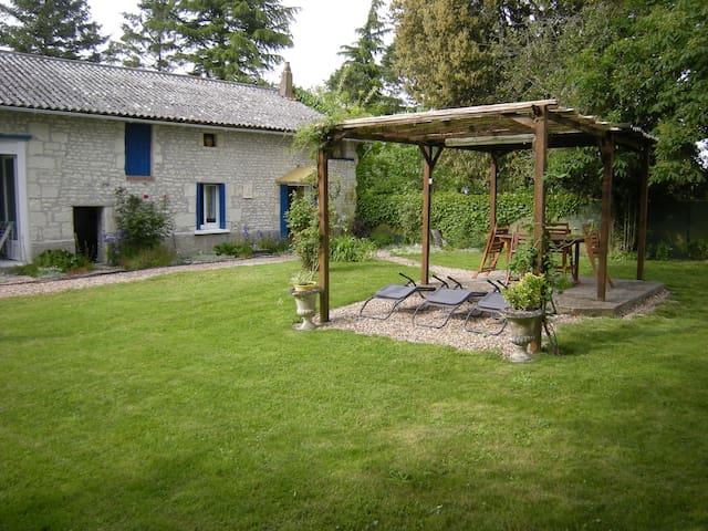 Saint-Christophe的民宿