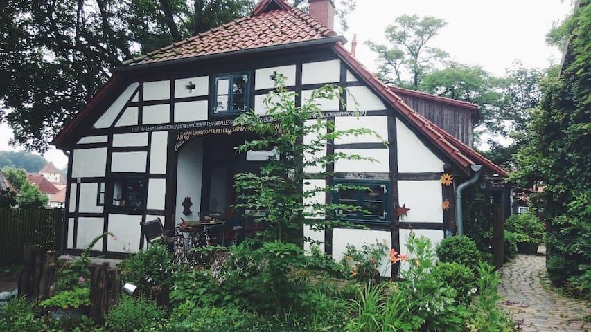 Hankensbüttel的民宿