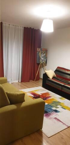 Focșani的民宿