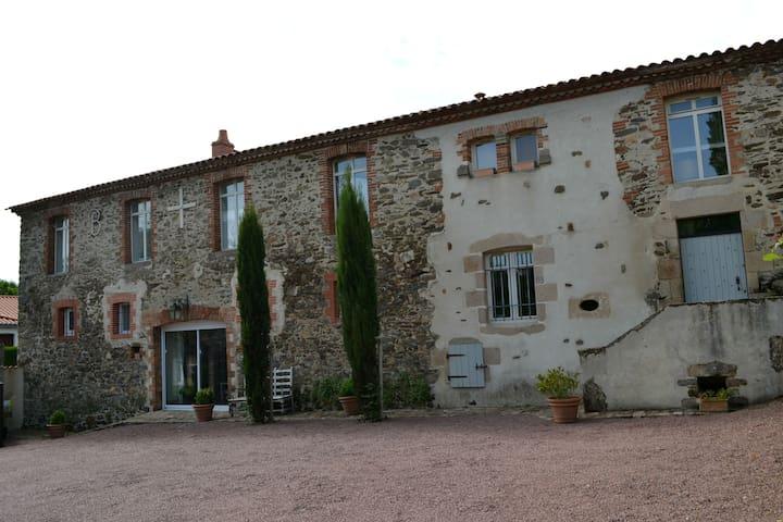 La Séguinière的民宿