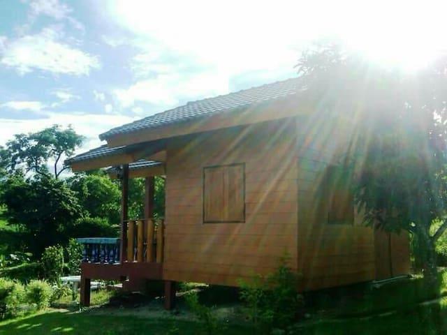 Baan Suan View Pai (Wooden 2)
