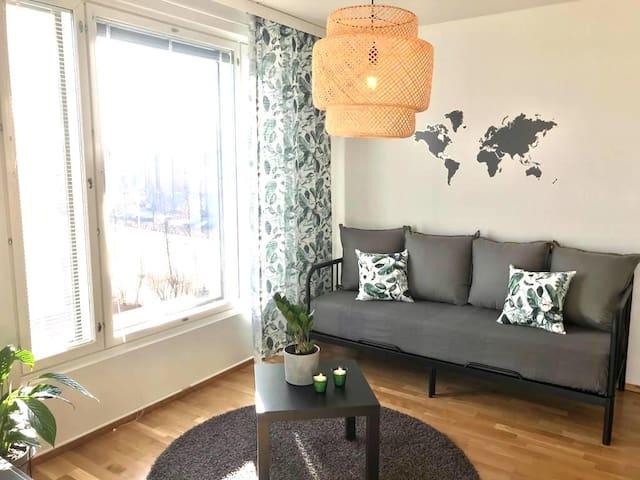 万塔 (Vantaa)的民宿