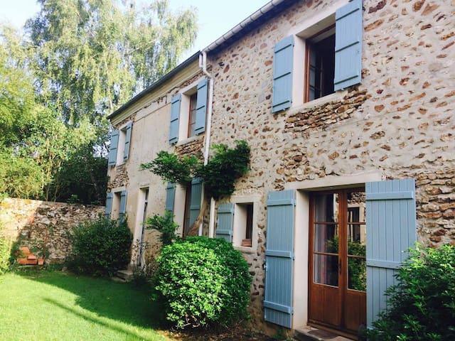 Sablonnières的民宿