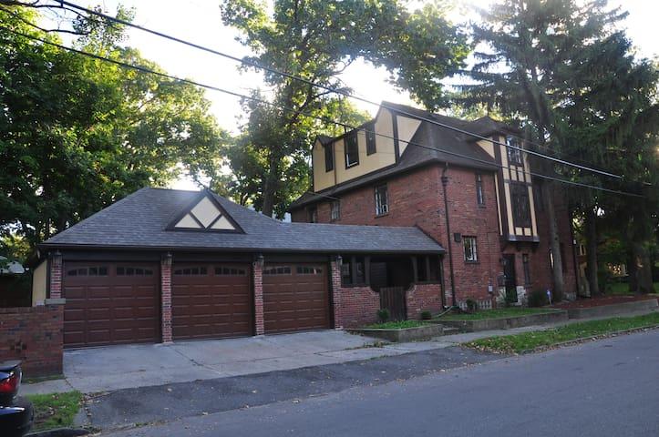 底特律的民宿