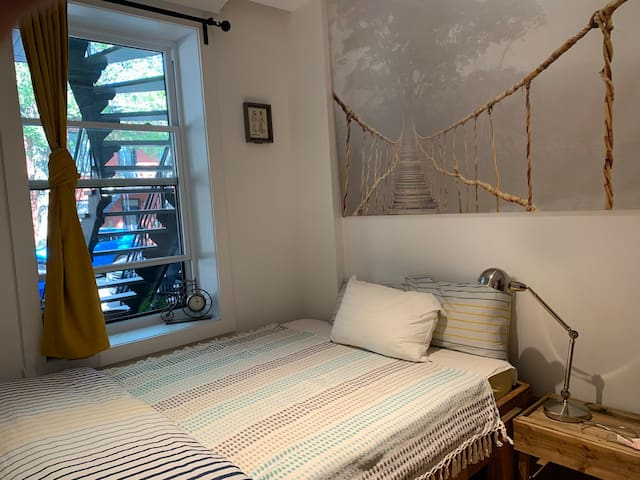 Cozy and Homely Private Room - In Heart of Plateau