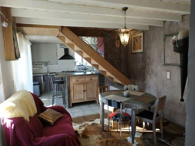 Lachaux的民宿