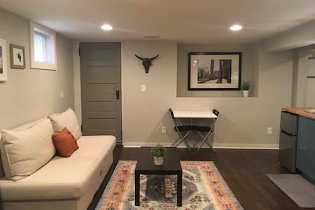 Newly Renovated Studio in City Park