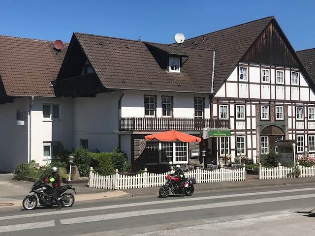 Höxter的民宿