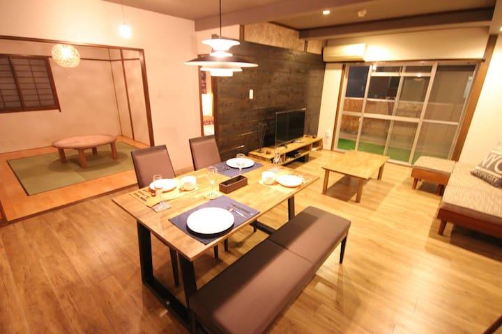 广岛市的民宿