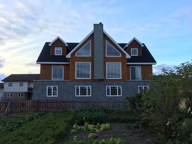 Miquelon-Langlade的民宿