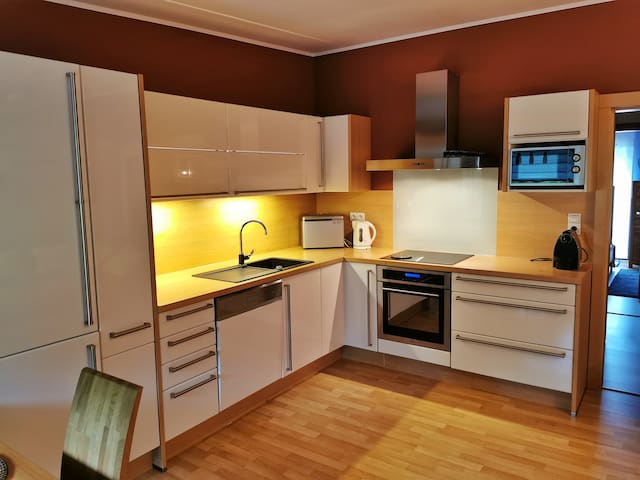 Lipno nad Vltavou的民宿