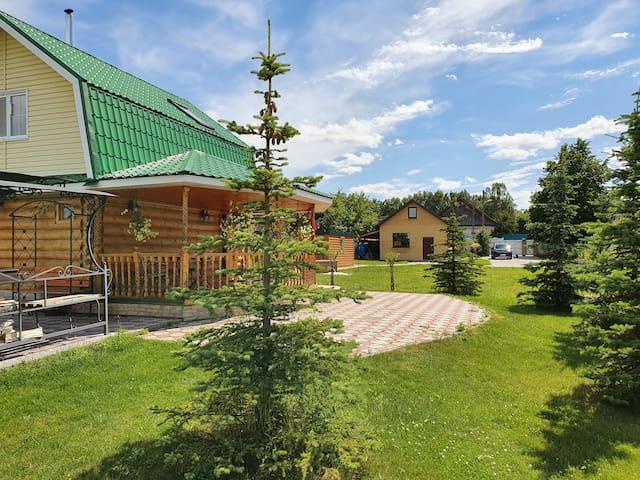Kokshamary的民宿