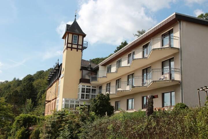 Bad Salzschlirf的民宿