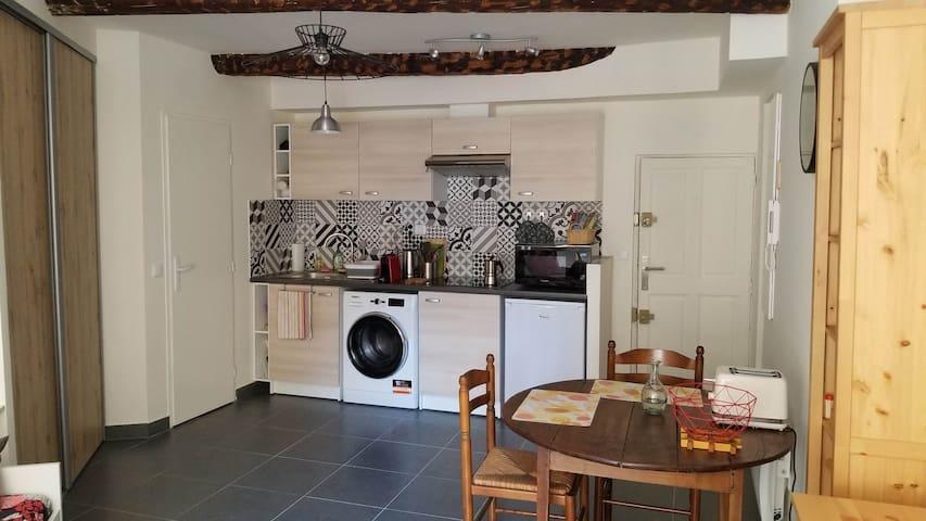 普罗旺斯艾克斯的民宿