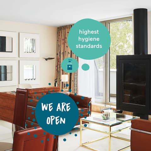 Spacious & inviting Apartments from 7 nights