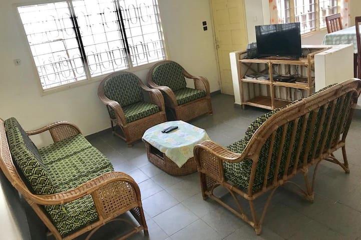 Logement pour voyageurs au Bénin (Godomey)