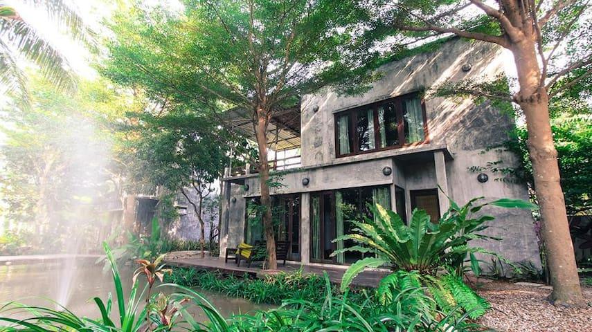 Tambon Kradangnga的民宿