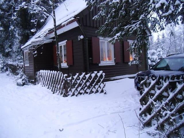 Sankt Andreasberg的民宿