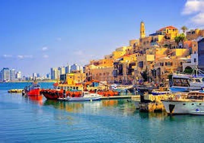Guidebook for Tel Aviv-Yafo