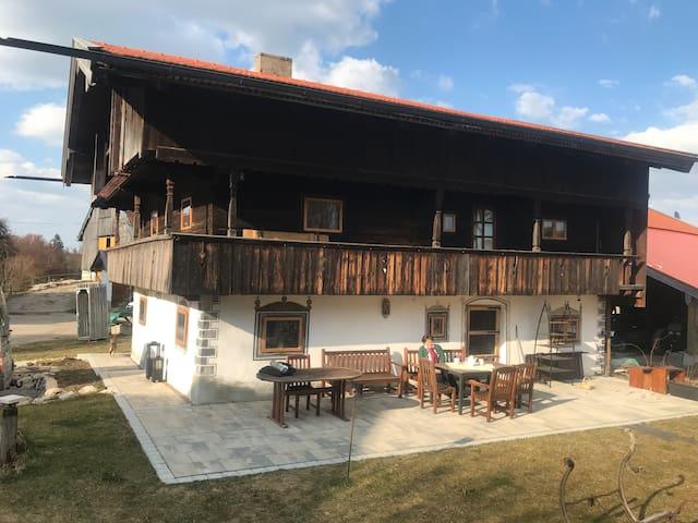 Bad Tölz的民宿